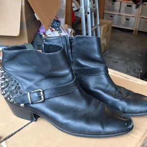 Sam Edelman Pax bootie spiked studded ankle boots